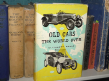 OLD CARS THE WORLD OVER  (Elizabeth Nagle1958)